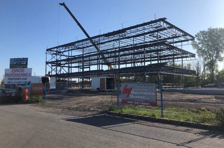 Lancement de nouveaux chantiers pour Constructions Bâtiments Québec