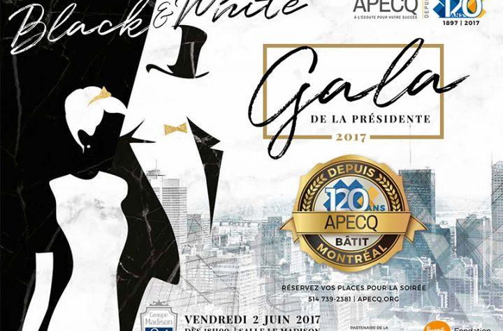 APECQ Gala 2017, Entreprise de l'année