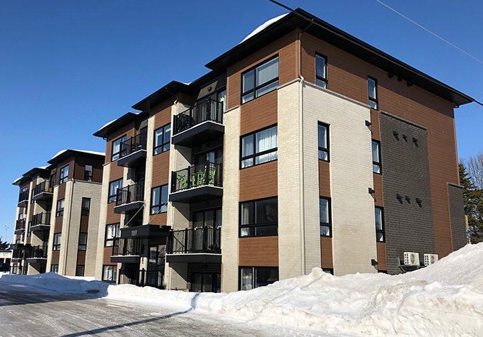 Projet Multi-logement à McMasterville